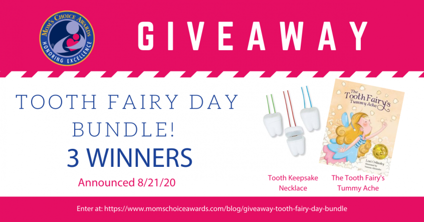 Giveaway Tooth Fairy Day Bundle