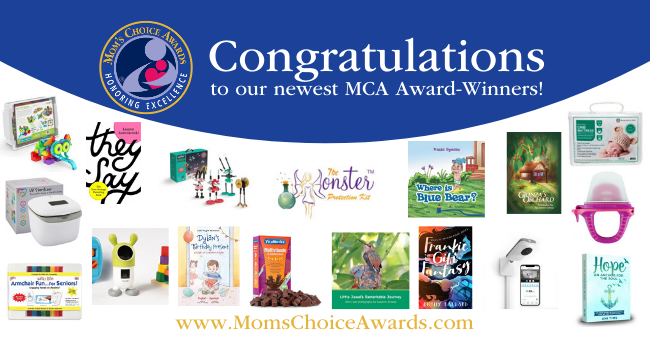 award-winning baby products