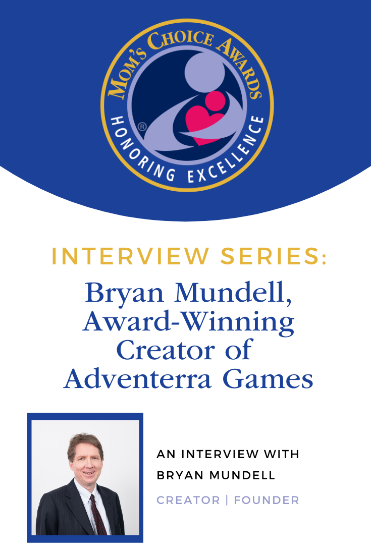 Interview With Bryan Mundell