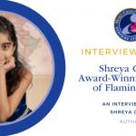 Interview with Mom's Choice Award-Winner Shreya Gupta