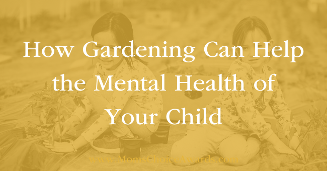 Gardening Can Help the Mental Health Featured Image