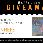 Giveaway: A Wish for Winellda the Witch!