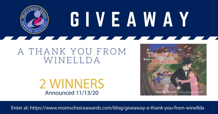 Giveaway: A Thank You from Winellda
