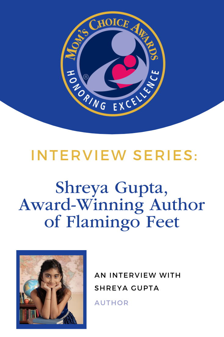 Interview With Shreya Gupta