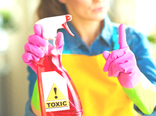 Toxins, Cleaning, Children and the Corona-19 virus