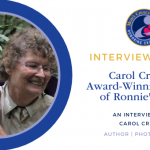 Interview with Mom's Choice Award-Winner Carol Creager