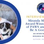 Interview with Mom's Choice Award-Winner Miranda Mittleman