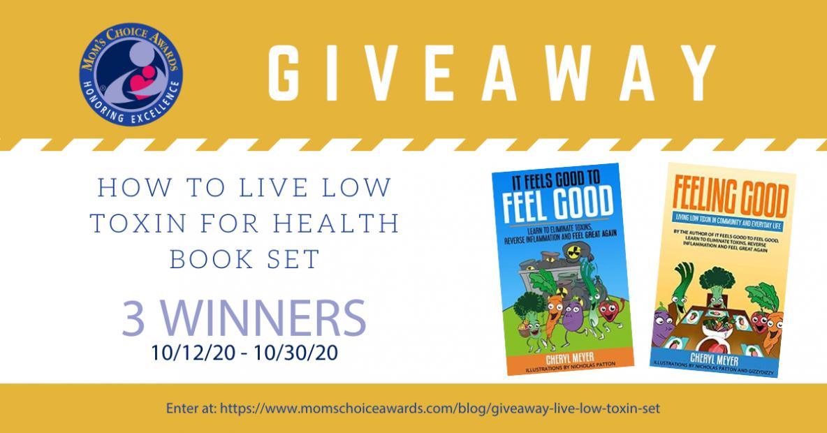 award-winning adult health book