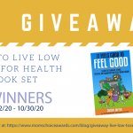 Giveaway: How to Live Low Toxin for Health Book Set