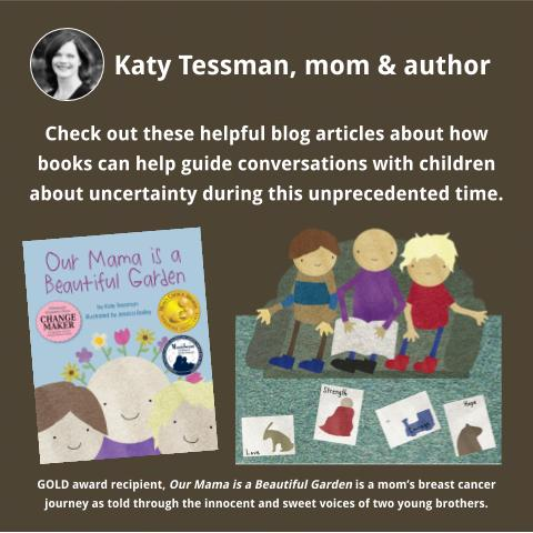 Katy Tessman Blog covid free