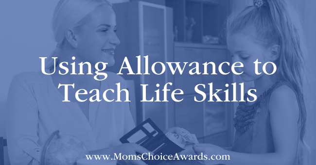 Using Allowance to Teach Life Skills Featured Image