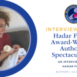 Interview with Mom's Choice Award-Winner Hadar Fadida