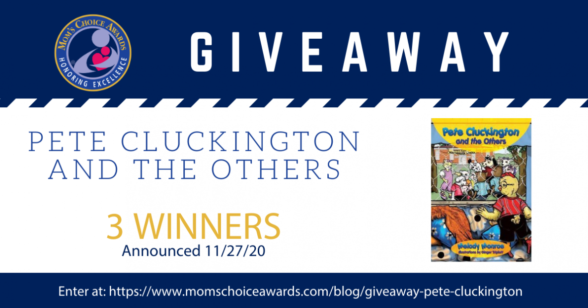 Giveaway: Pete Cluckington and the Others