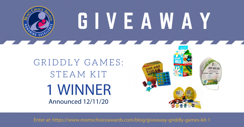 Giveaway: Griddly Games STEAM Kit