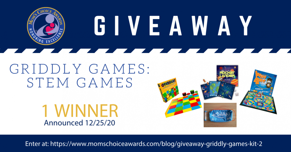 Giveaway Griddly Games STEM Games