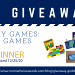 Giveaway: Griddly Games STEM Games