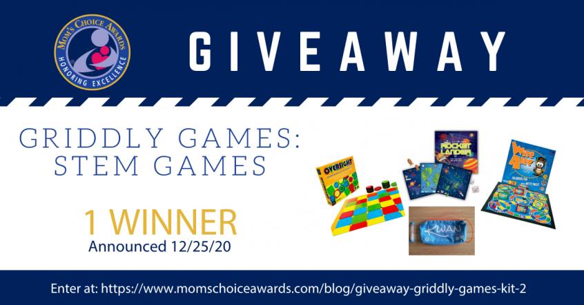Giveaway Griddly Games STEM Games