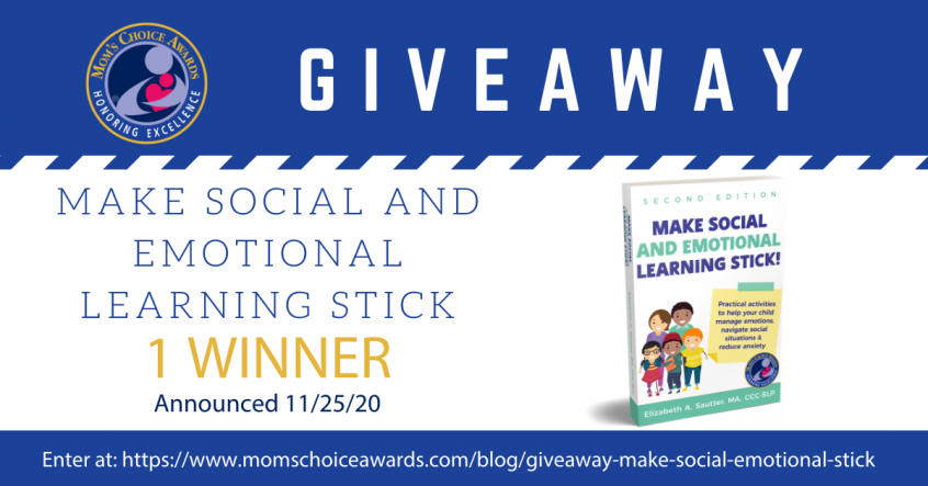 Giveaway: Make Social and Emotional Learning Stick!