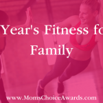 New Year's Fitness for the Family