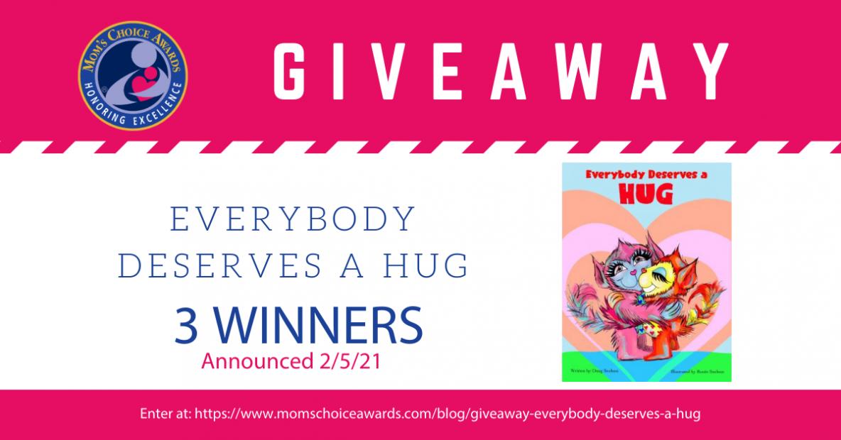 Giveaway: Everybody Deserves a Hug Book