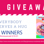 Giveaway: Everybody Deserves a Hug Book