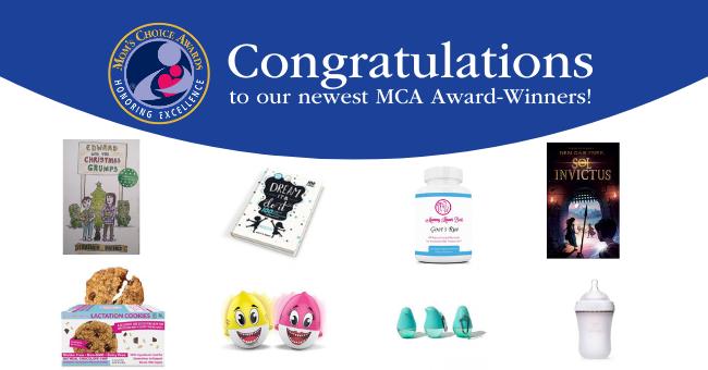 award-winning lactation supplements