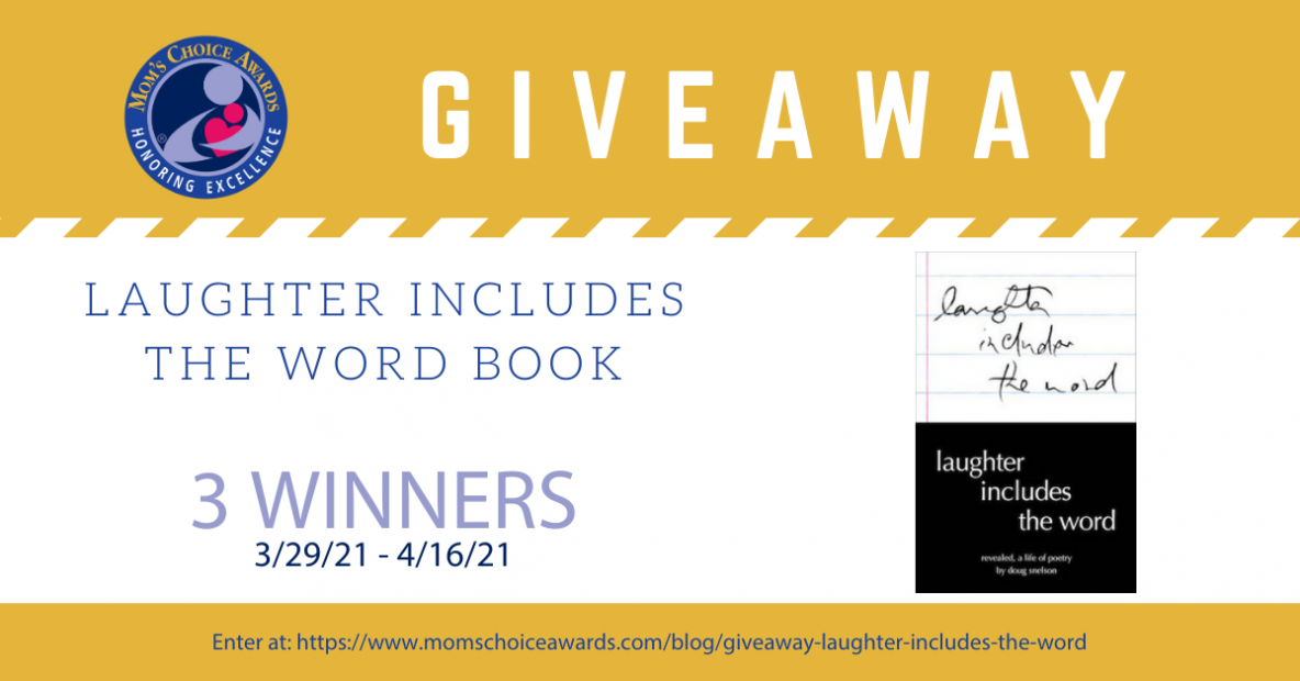 Giveaway: Laughter Includes the Word Book