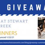 Giveaway: Summer at Stewart Creek