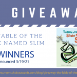 Giveaway: The Fable of the Snake Named Slim