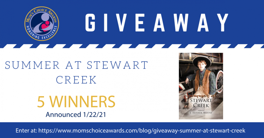 Giveaway: Summer at Stewart Creek