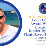 Interview with Mom's Choice Award-Winner Colin Cordner