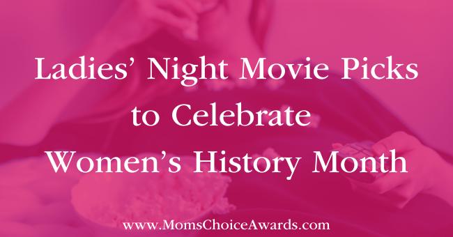 Women's History Month Movie Picks