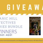 Giveaway: Botanic Hill Detectives Mysteries Bundle