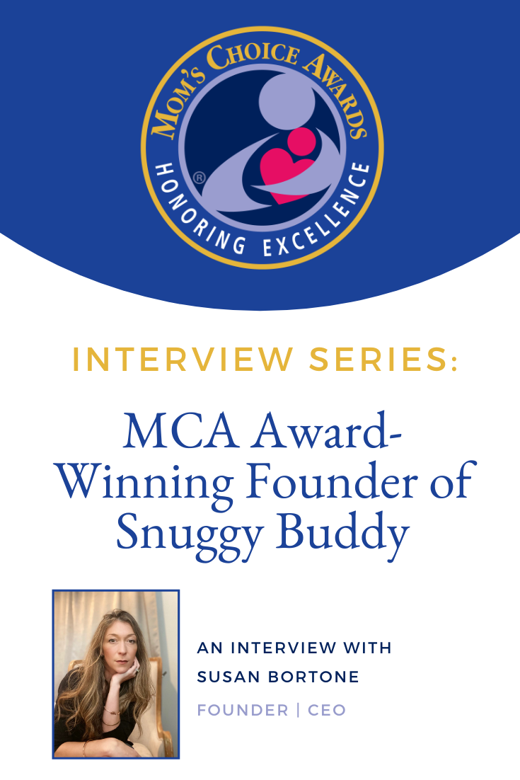 Snuggy Buddy Founder Interview