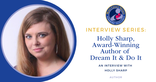 Holly Sharp MCA Interview Series Featured image
