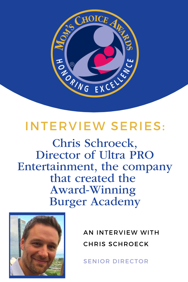 Interview With Chris Schroeck