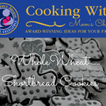 Cooking with Mom's Choice: Whole Wheat Shortbread Cookies with Cream Cheese Icing