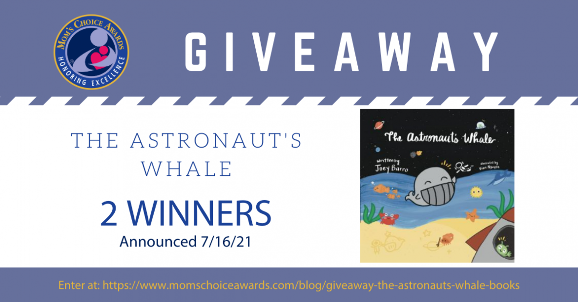Giveaway The Astronaut's Whale Books