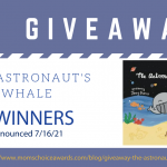 Giveaway: The Astronaut's Whale Books