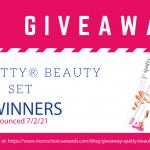 Giveaway: The Spatty® Beauty Set