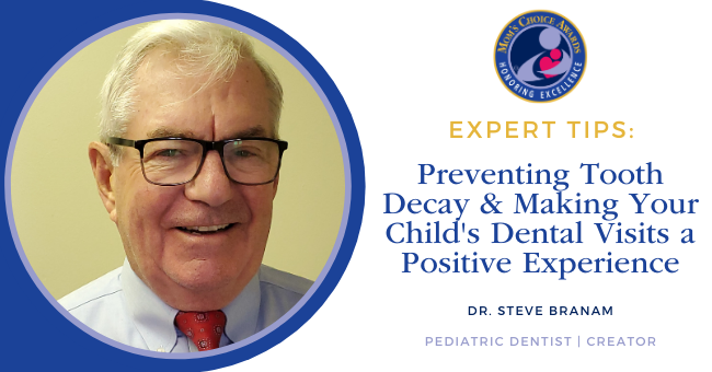Preventing Tooth Decay Making Child's Dental Visits Positive Experience Featured Image
