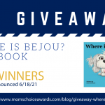 Giveaway: Where is Bejou? Book