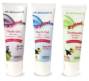 Dr. Branam's Xylitol Toothpaste