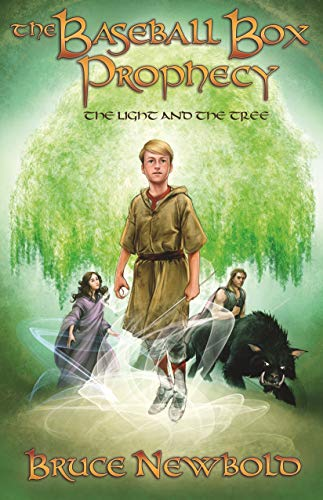 Award-Winning Children's book — The Baseball Box Prophecy: The Light and the Tree (Book Three)