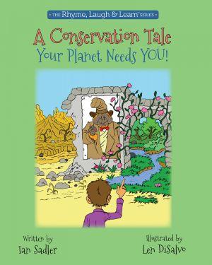 Award-Winning Children's book — A Conservation Tale