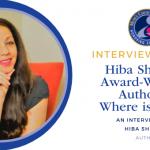 Interview with Mom's Choice Award-Winner Hiba Shublak