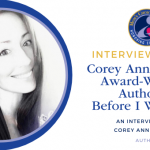 Interview with Mom's Choice Award-Winner Corey Anne Abreau