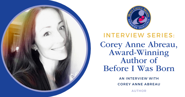 Corey Anne Abreau MCA-Interview-Series-Featured-image