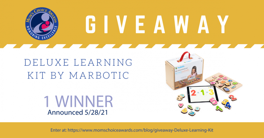 Giveaway Deluxe Learning Kit by Marbotic