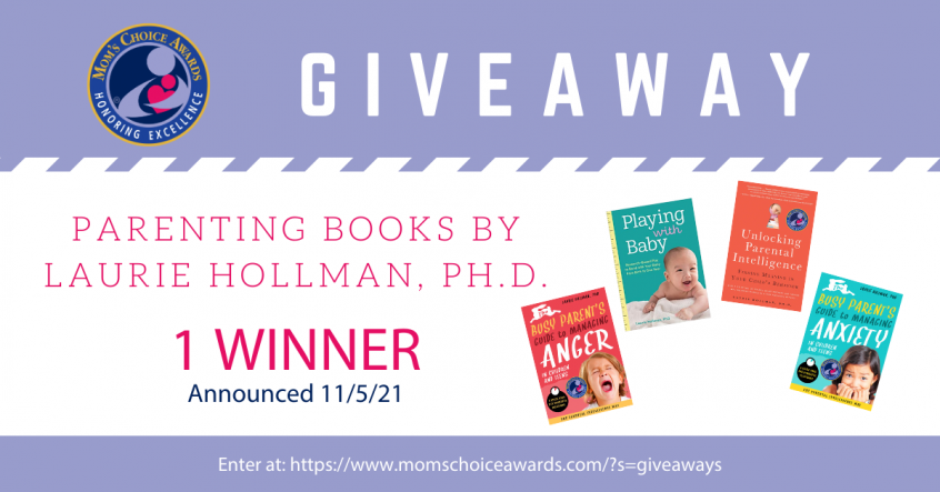 Giveaway Parenting Books by Laurie Hollman